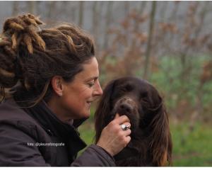 Hondenuitlaatservice Vagebond Goirle Angelique Versteeg eigenaresse